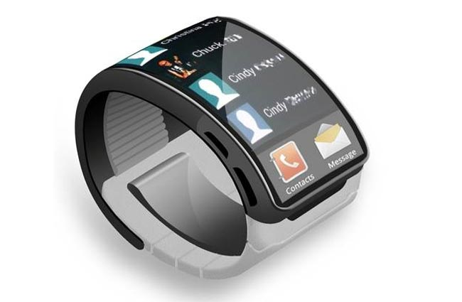 Samsung Galaxy Gear vs Pebble vs i'm