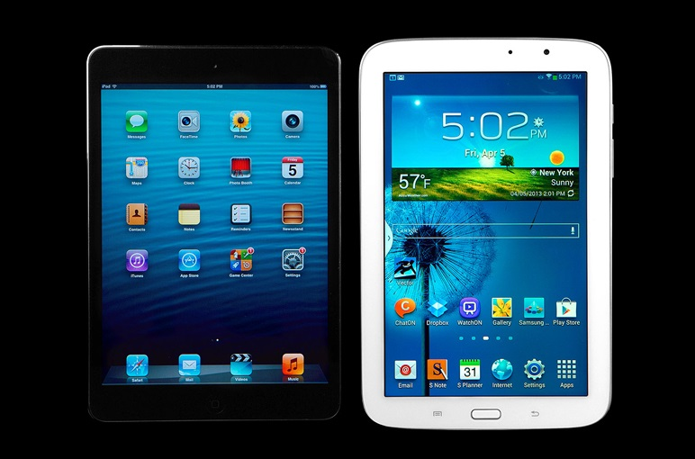 Android Tablet makes more sense than iPad